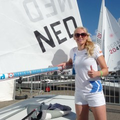 My ISAF Worlds experience